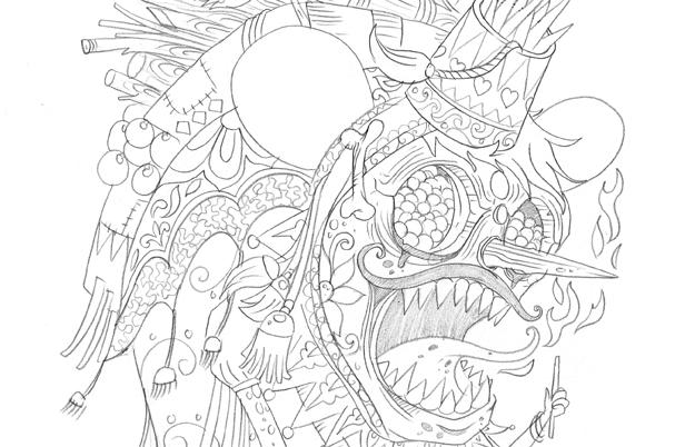bali illustrator mky 1