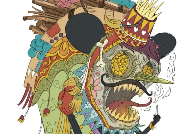 bali illustrator mky 2